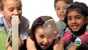 bubbles - children's birthday party